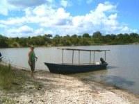 African Queen boat