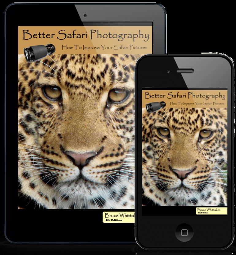 better safari photography e-book