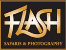 Flash Safaris & Photography Logo