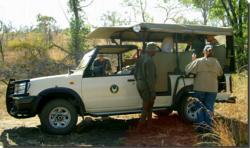 kruger national park africa transport