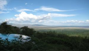 View from Lake Manyara Serena lodge - ©Kenneth Bryant