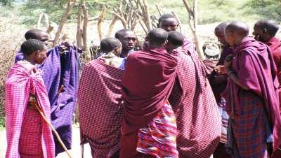 Maasai people - ©Kenneth Bryant