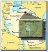 Tanzania Ngorongoro Map