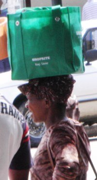 South Africa Woman