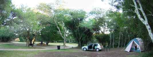 Bonamanzi Camp Site