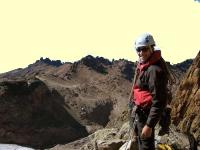 Mt Kenya Peaks
