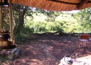 Sweni wilderness trail base camp