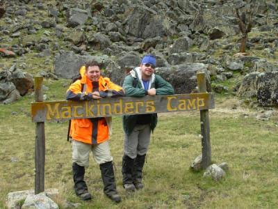 Mt Kenya Kamweti Route - Charles Edmeades