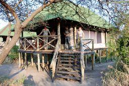 Tarangire River Camp tent