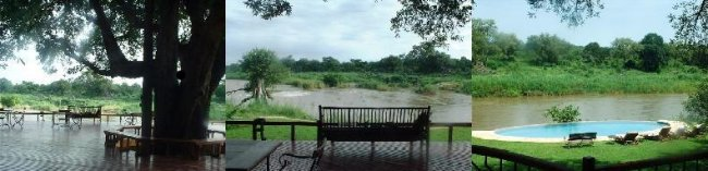 Tinga Lodge View
