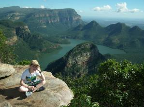 Blyde River Canyon view