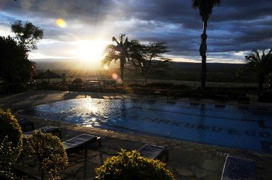 Lake Nakuru Lodge - Mike Garratt