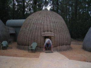 Swaziland beehive hut
